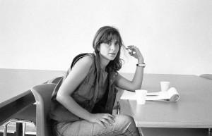 La periodista italiana Maria Grazie Cutuli