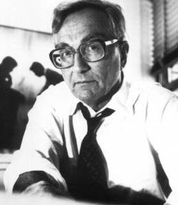 El periodista del New Yorker Seymour Hersh